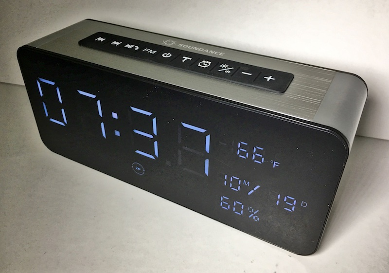my borderline obsessive search for the world s best alarm clock radio the crosbyreport. Black Bedroom Furniture Sets. Home Design Ideas