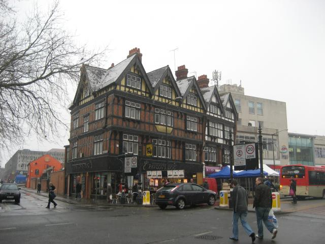 Reading, England: It's close to a lot of other, better places to visit.