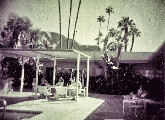 Palm Springs, California: Now we can say we went there.