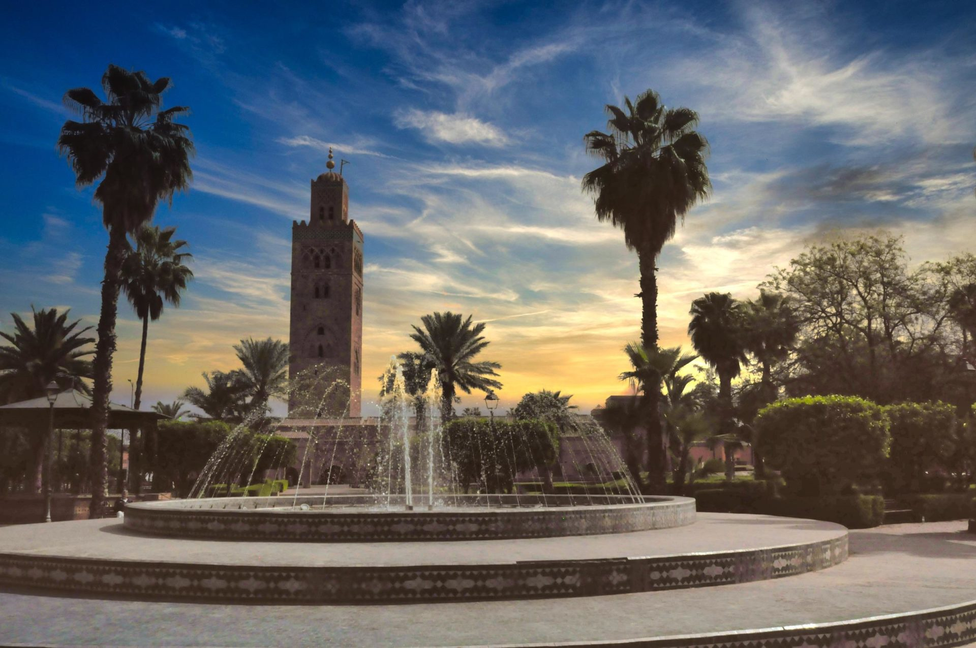 """Want to take the """"Marrakesh Express"""" to Marrakesh Morocco? What are you, high?"""