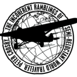 Airplane Logo Graphic