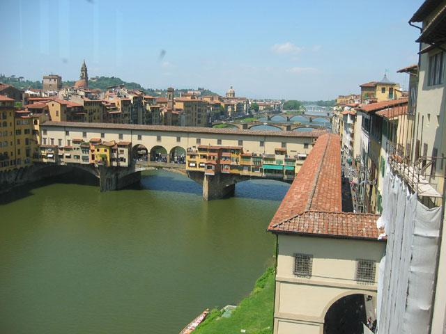 """Florence: You say """"Florence,""""  I say """"Firenze."""" And I'd be right."""