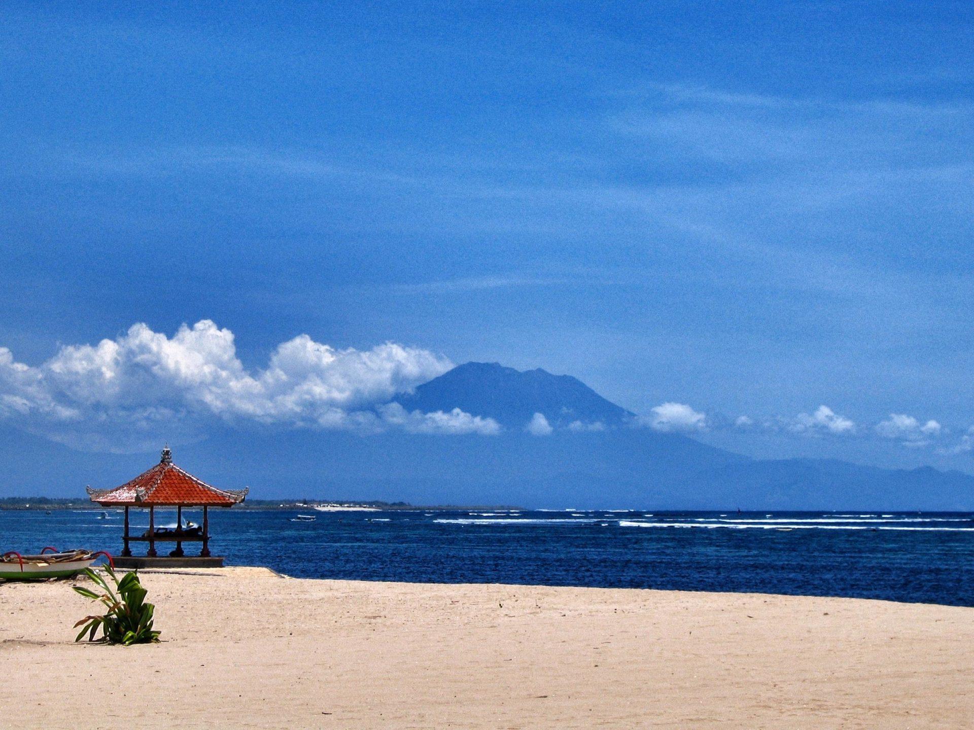 Bali, Indonesia: Newsflash, it's beautiful.